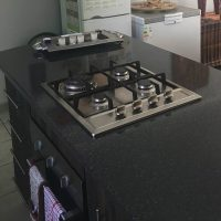 gas stove installation